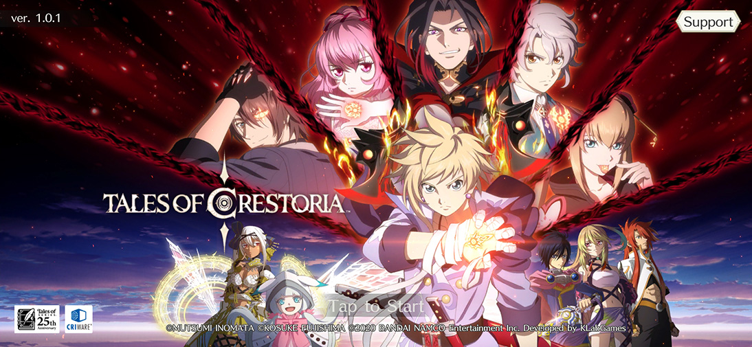 How to earn gems and summon more heroes in Tales of Crestoria