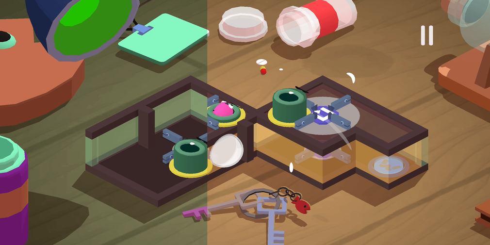 Takoway is a cute looking puzzle game, with a focus on shifting perspective, that's heading to mobile in October