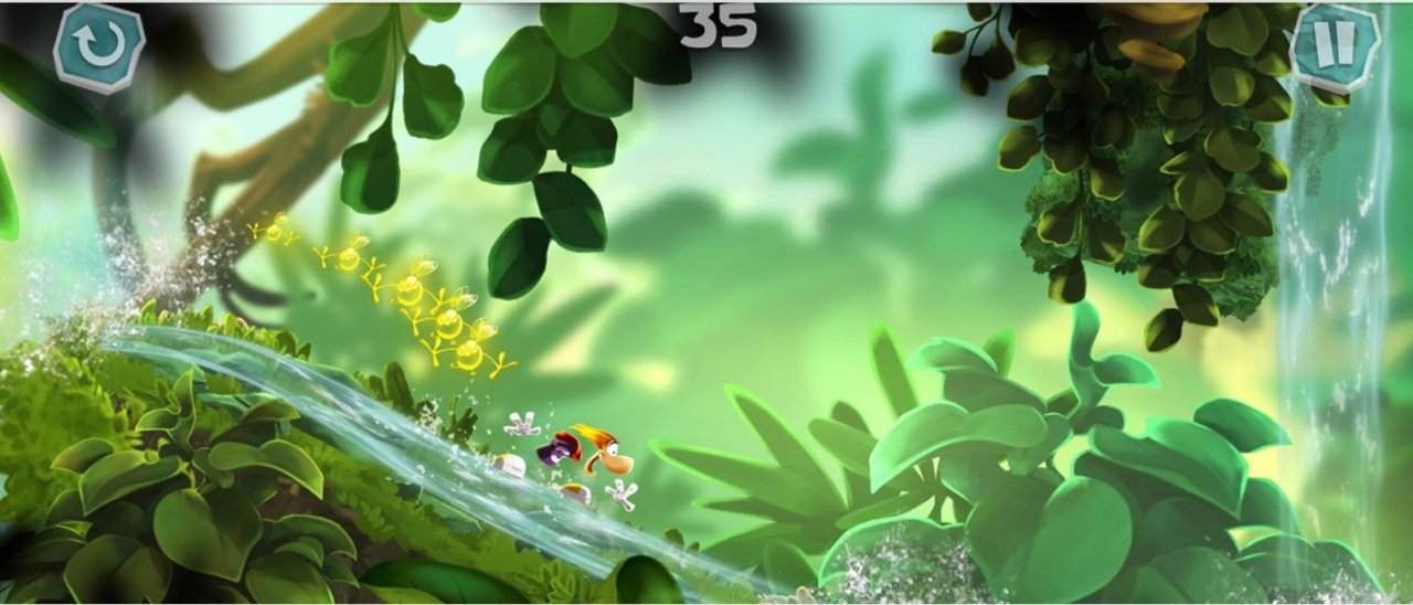 Rayman Mini: Hints & Tips to help you in the in the beautiful forest