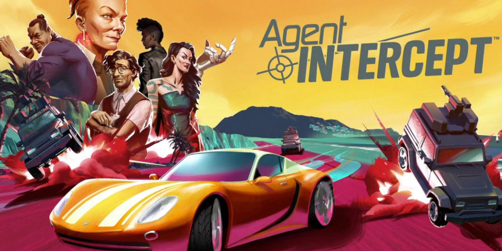 Agent Intercept, available now on Apple Arcade, is a thrilling superspy racer