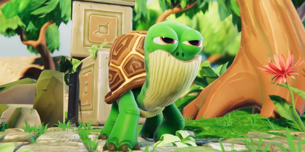 Way of the Turtle, available now on Apple Arcade, is a cute adventure platformer from Illusion Labs