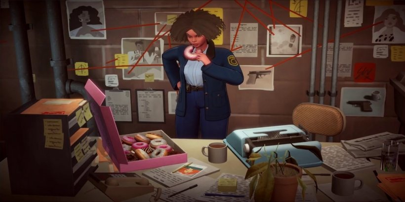 Murder Mystery Machine's sixth episode, Seize the Fire, is available now for Apple Arcade