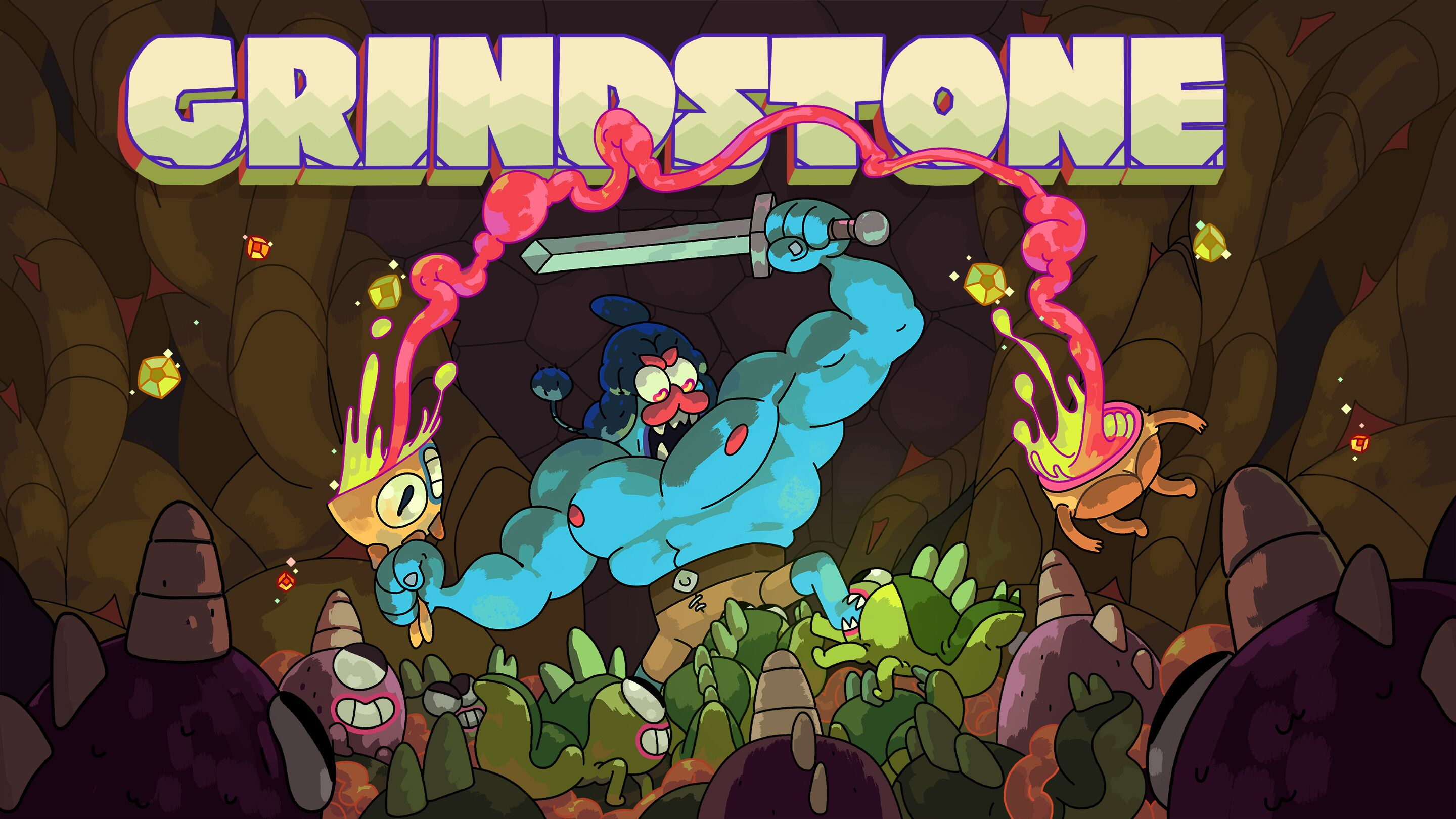 Grindstone is a battle puzzler from Capybara Games that's available on Apple Arcade