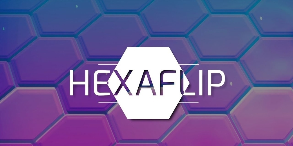 Hexaflip is a vibrant, casual puzzle game that's available now for Apple Arcade