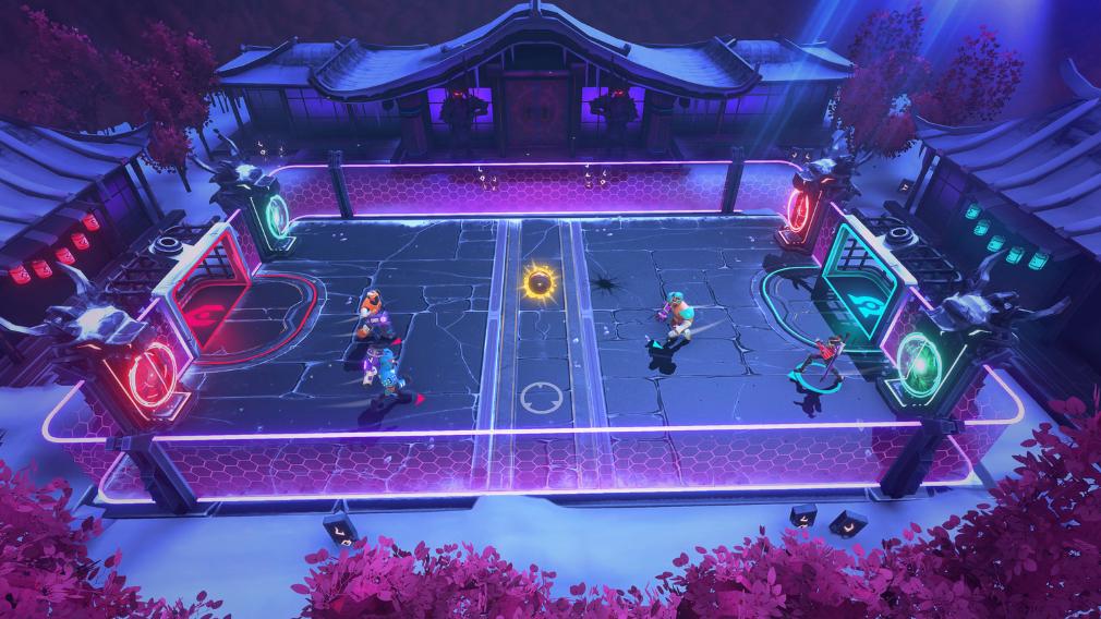 HyperBrawl Tournament arena