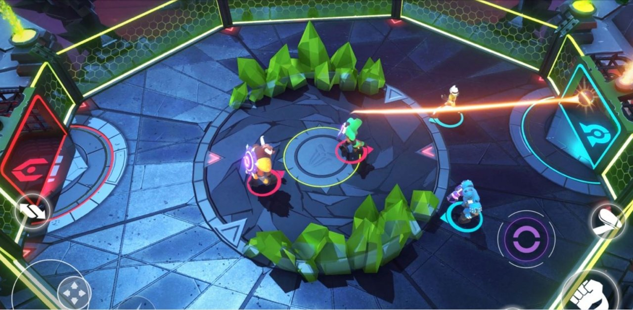 HyperBrawl Tournament: Three things to know about the futuristic sports game