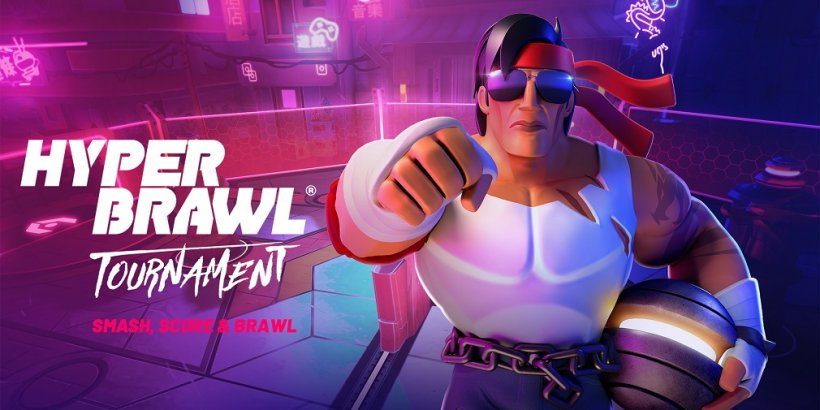 HyperBrawl Tournament brings improvements to multiplayer with private matches and new invite system