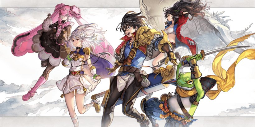 Another Eden, the popular mobile JRPG, will be heading to Steam this Spring