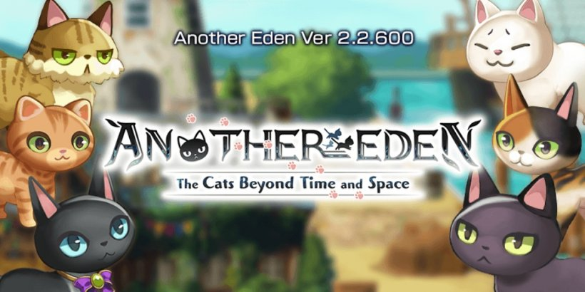 Another Eden's latest update introduces some cat-themed quests and Elga gets Another Style