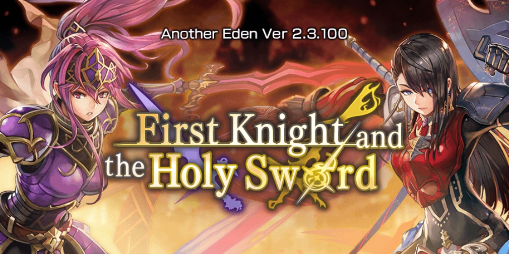 Another Eden adds a new episode called First Knight and the Holy Sword