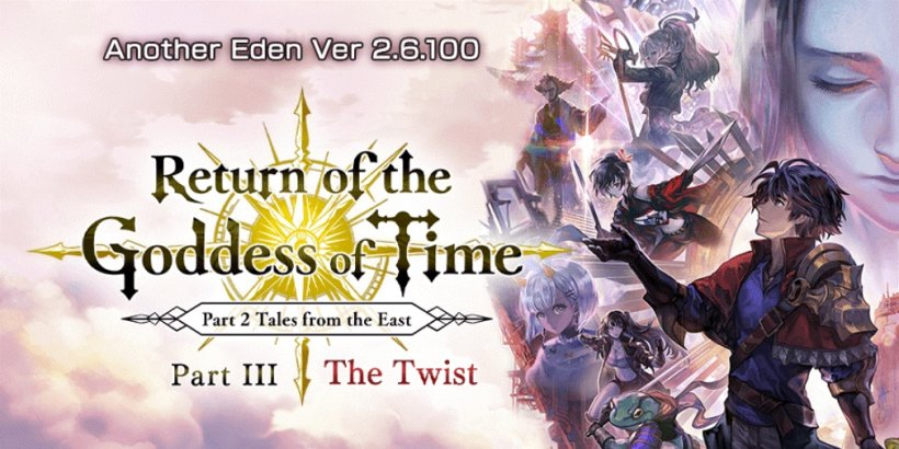 Another Eden's latest update introduces new story content and a character called Heena