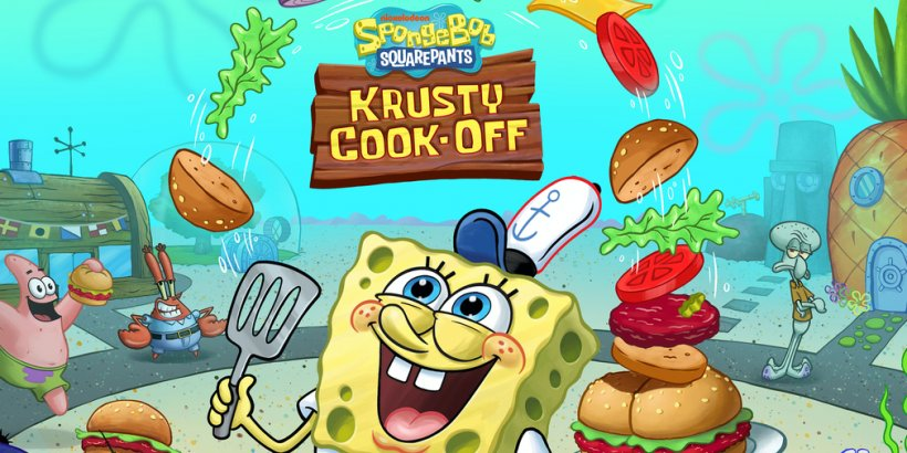 SpongeBob: Krusty Cook-Off is a food serving game developed by the team behind Food Truck Chef