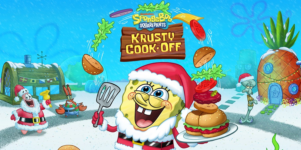 SpongeBob: Krusty Cook-Off celebrates the holidays with a new winter event
