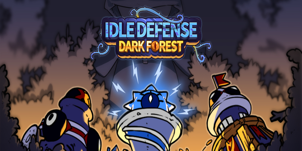 Idle Defense: Dark Forest is a tower defense game with idle elements that available for Android now | Articles