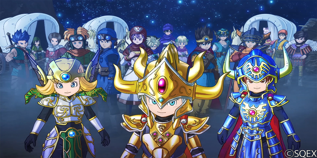 Need friends in Dragon Quest of the Stars? Share your friend IDs here!