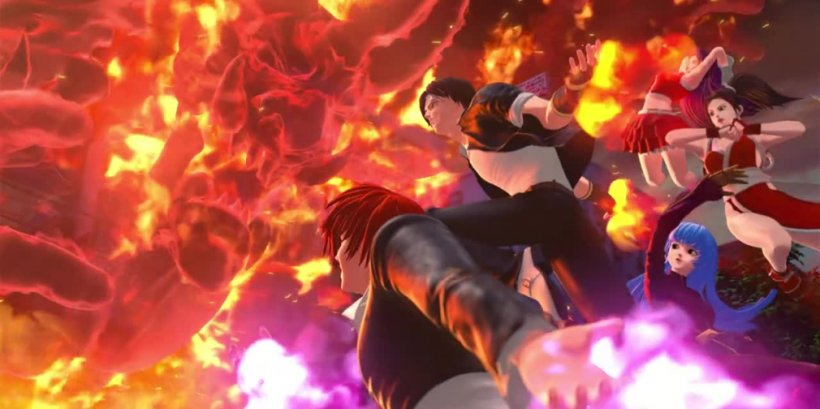 The King of Fighters AllSTAR gets a release date and opens for pre-registration