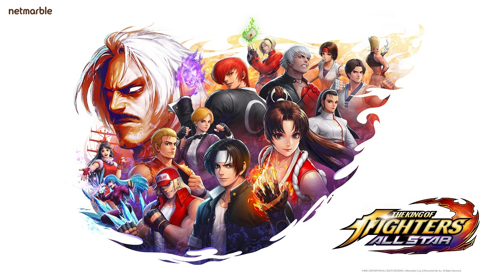 Action-packed beat 'em up The King of Fighters ALLSTAR is now available for iOS and Android