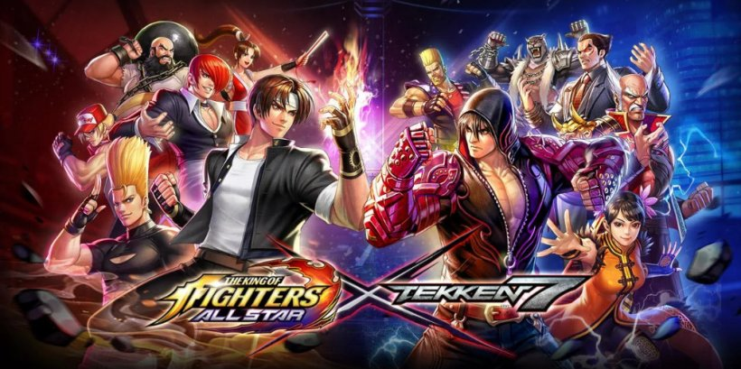 The King of Fighters ALLSTAR collides with Tekken 7 for an epic crossover event