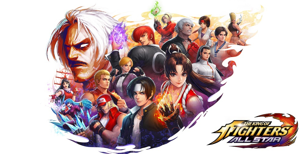 The King of Fighters ALLSTAR adds two new Special Signature characters