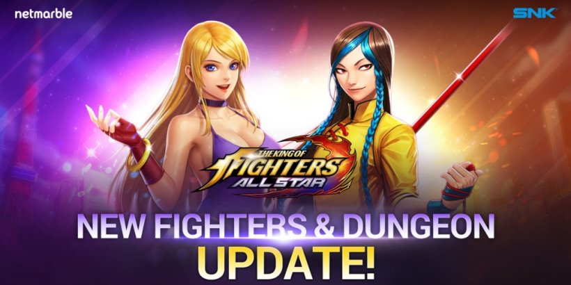 The King of Fighters ALLSTAR's latest update introduces a new game mode and two characters