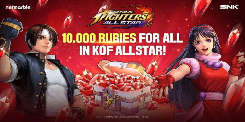 King of Fighters ALLSTAR once again introduces Orochi and Omega Rural for a limited time