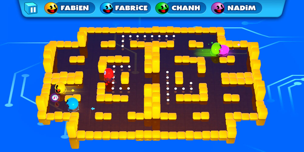 Pac-Man Party Royale will be chomping its way onto Apple Arcade later this year