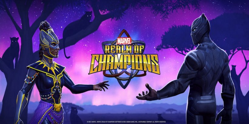 Marvel Realm of Champions' latest update introduces Queen Shuri