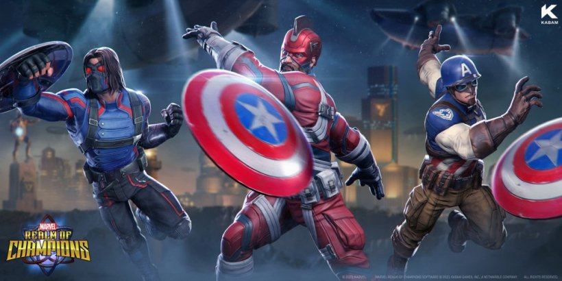 Marvel Realm of Champion's latest update adds new events, gameplay improvements and more