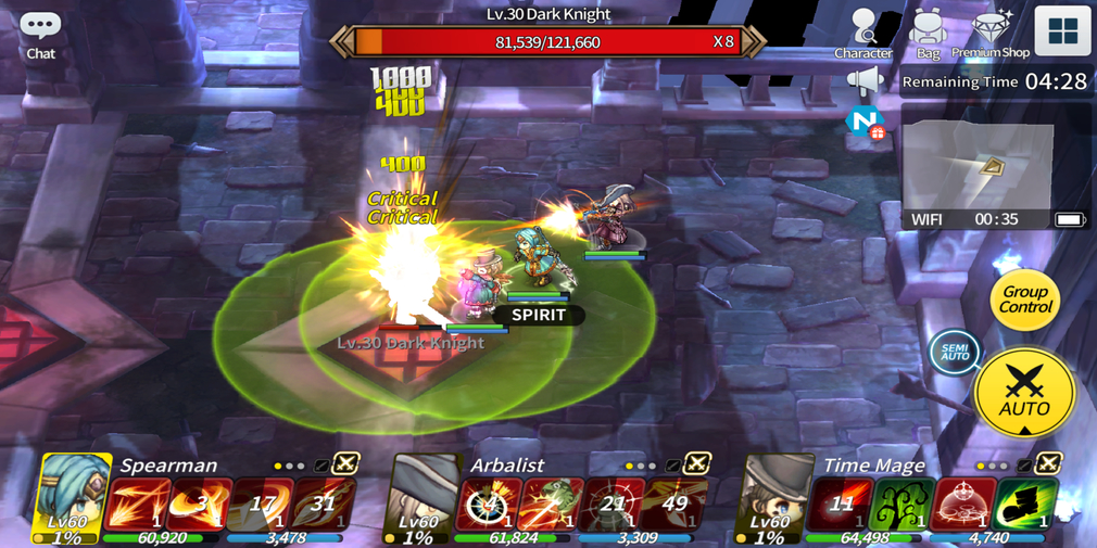 Spiritwish, Nexon's newest MMORPG, receives its first content update since launch