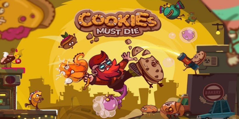 Cookies Must Die is set to receive a huge update this week that introduces new characters, levels, weapons and more