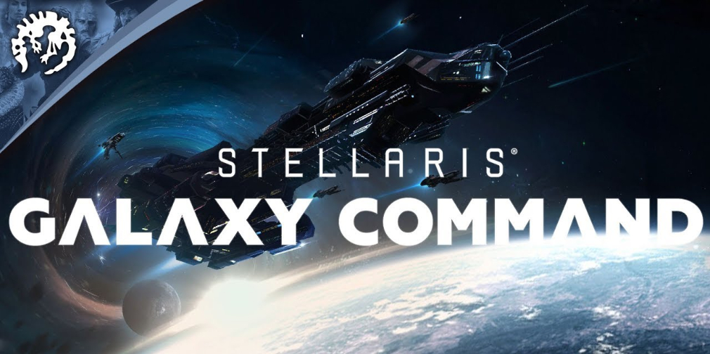 Stellaris: Galaxy Command warps its way onto iOS and Android today