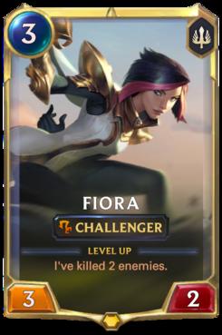 LoR Fiora