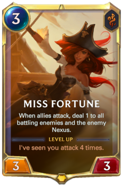 LoR Miss Fortune