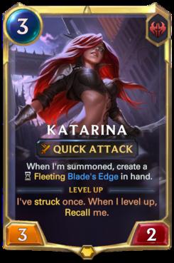 LoR Katarina