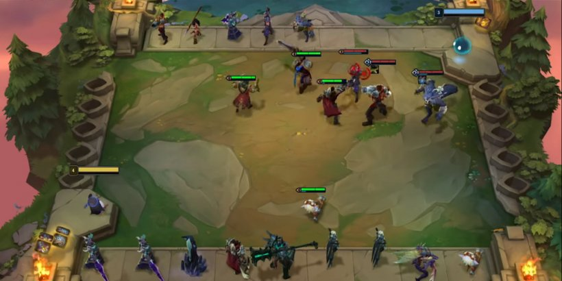 Teamfight Tactics, Riot's popular autochess title, will be heading for iOS and Android in mid-March