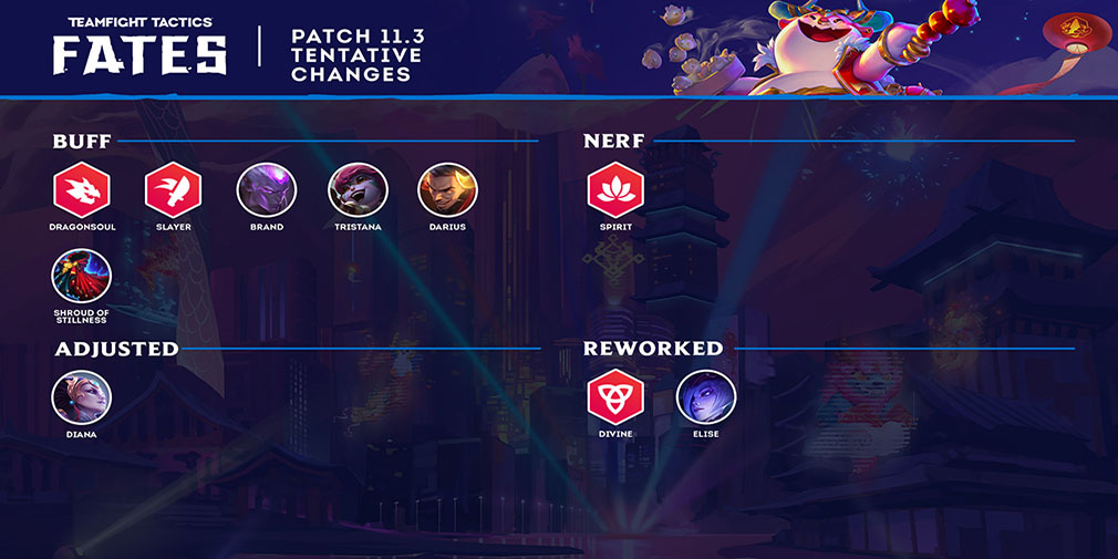 Teamfight Tactics 11.3 Patch Notes: What to expect from the auto-battler's latest update
