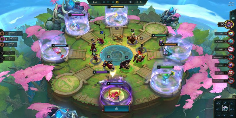 How to level up in TFT and when to reroll for units