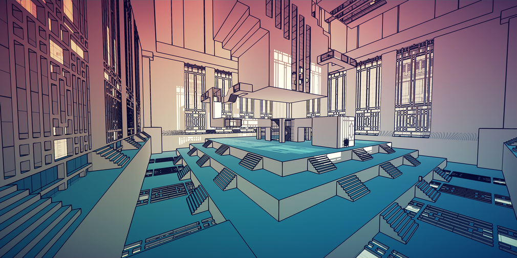 Manifold Garden, a mind-bending puzzle/exploration game, will be available for Apple Arcade tomorrow