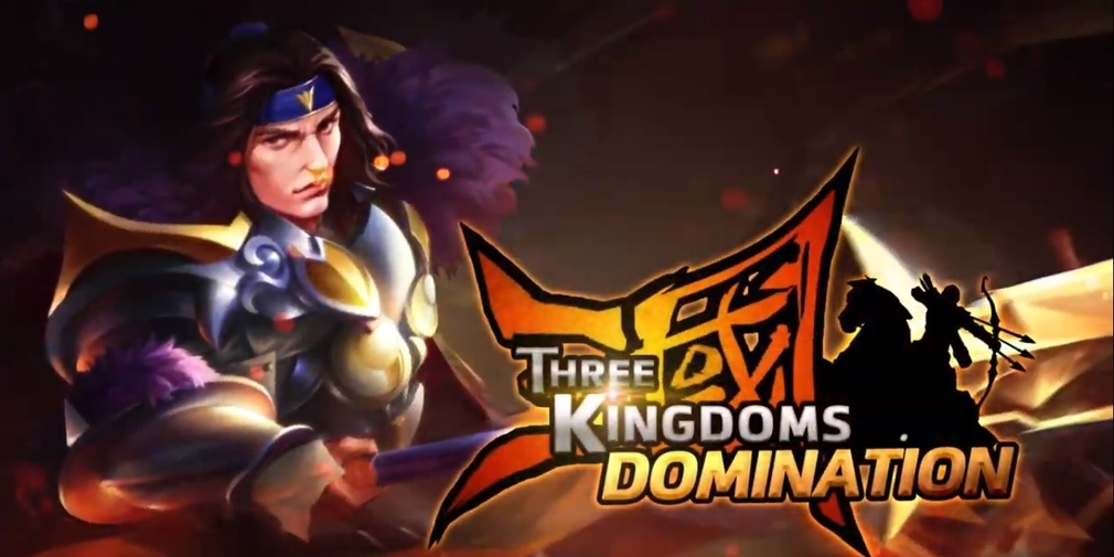 Three Kingdoms: Domination is an upcoming MMO strategy game that's available to pre-order for Android in the SEA regions