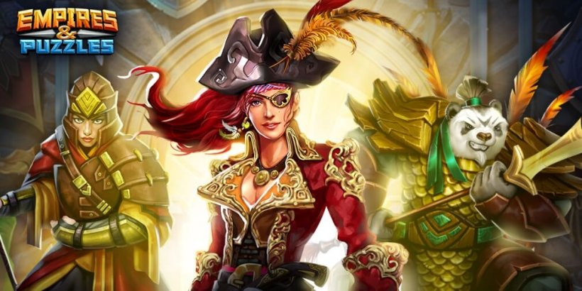 Empires & Puzzles' latest Costume Chamber Event is now underway, introducing 25 new outfits to the match-3 puzzler