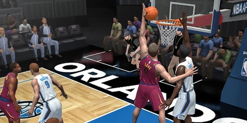 NBA Now is a new basketball game for iOS and Android that's arrived just in time for the new season