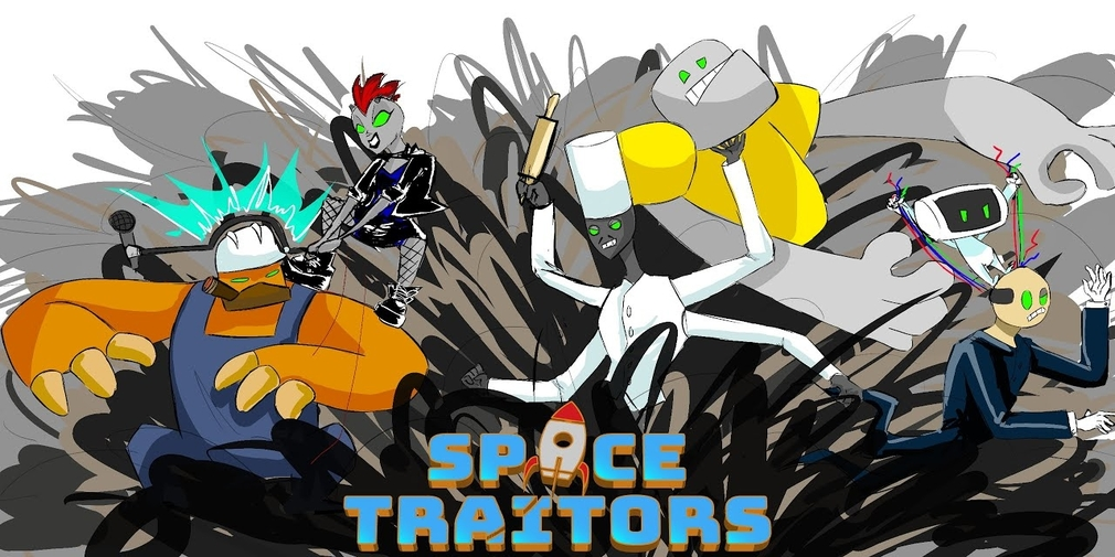 Space Traitors Is A Hidden Traitor Game That Makes Use Of Your Android Phone And Pc Articles Pocket Gamer