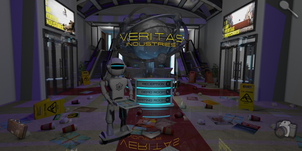 Veritas, the Myst-inspired adventure puzzler, creeps onto iOS and Android today