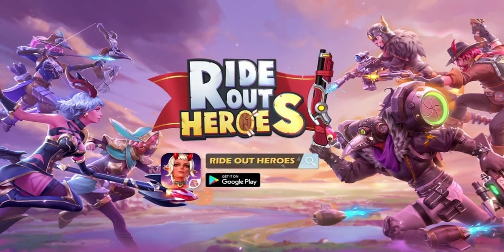Ride Out Heroes brings a hybrid of Battle Royale and Hero Shooters to iOS and Android