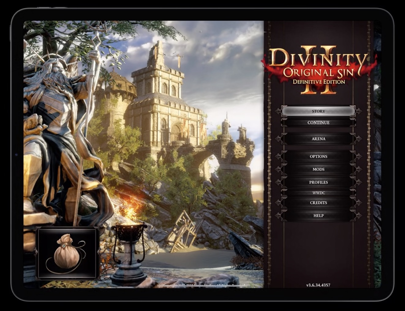 Divinity: Original Sin 2 – Definitive Edition is heading for iPad soon after being unveiled at WWDC 2020