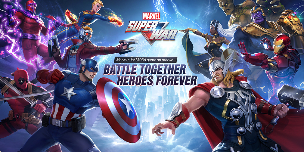 Marvel Super War, the upcoming MOBA based on the popular franchise, will be available for iOS and Android in December in selected territories