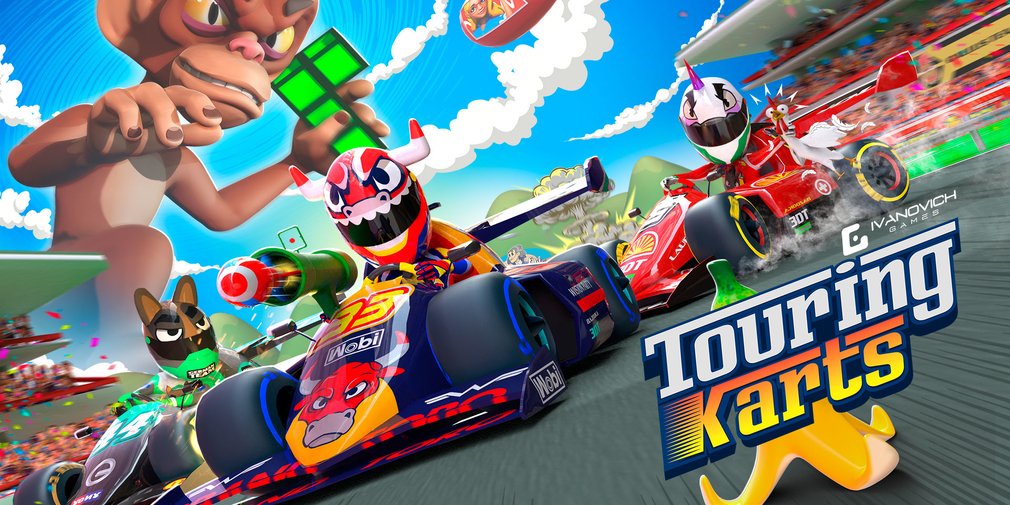 Touring Karts developer is looking for iOS users to beta test their upcoming racing game