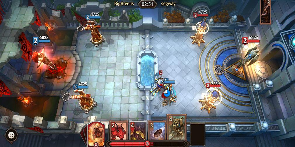 Interview: Hyun-il Jang of Netmarble Monster discusses developing Magic: ManaStrike and what the future might hold for the MOBA