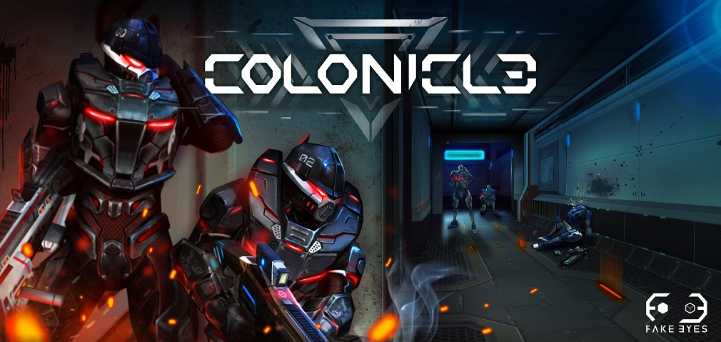 Colonicle is a pulse-pounding VR multiplayer FPS for Android