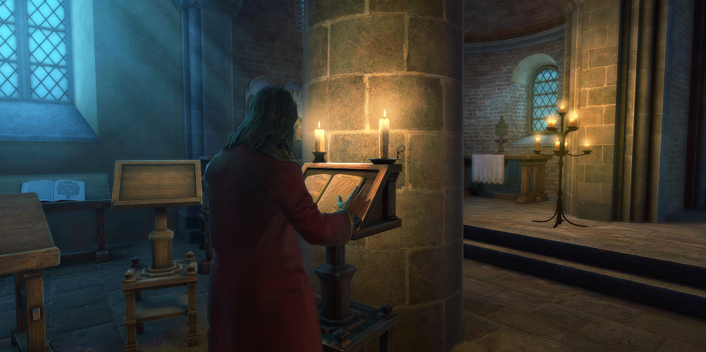The House of Da Vinci 2, Blue Brain Games' long-awaited, mysterious puzzler, launches for iOS on December 4th